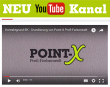 NEU Point-X YouTube Kanal